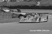 "MARCH 847 (Tiff Needell)  Brands Hatch Thundersports June 1987 10x7"" photo"